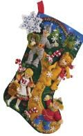 Bucilla Wizard of Oz Felt Christmas Stocking Kit
