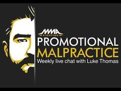 Live Chat: Conor McGregor vs. Paulie Malignaggi Talk, UFC Gdansk and Bellator 185 Previews