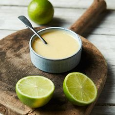 Lime- och glöggcurd Fondue, Lime, Cheese, Ethnic Recipes, Desserts, Sauces, Xmas, Drinks, Syrup