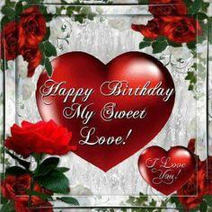 Happy Birthday Lover Romantic Wish For Husband Ecard