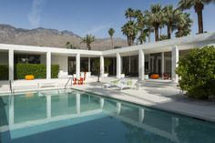 This $2.75 Million Palm Springs Mansion Is for Sale for the First Time in 45 Years Photos   Architectural Digest