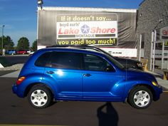 Used 2005 Chrysler PT Cruiser Touring For Sale | Montague MI | 3C4FY58B25T574342.