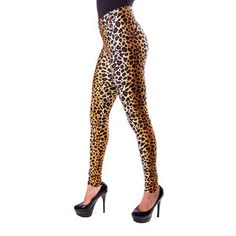 Leggings Natural Leopard now featured on Fab.