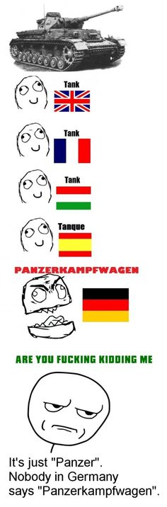 It's just German - Funny pict ures