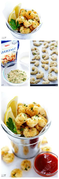 They're crunchy, flavorful, easy to make, and best of all -- lighter than the restaurant version!