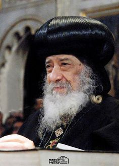Pope shenouda the third Pope Shenouda, Bible Timeline, Church Icon, Great Father, Christianity, Egypt, Saints, Hair Styles, People