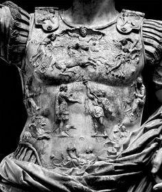 Lorica musculata - Augusto Prima Porta