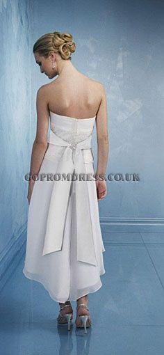 short wedding dress | Dream Wedding | Pinterest | Short wedding ...