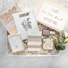 Bridesmaid Gift Box No. 2 #best-bridesmaid-gifts #bridal-party-gifts #bridesmaid-gift-bags