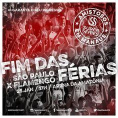 #03 - Super Series: Flamengo