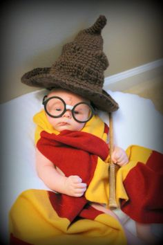 Perhaps you'd prefer they have their own sorting hat? | 27 Ways To Create The Perfect Harry Potter Nursery