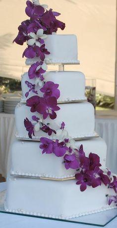 Stunning caribbean wedding cake.  https://www.facebook.com/flindtbarbados