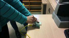 Primeros proyectos realizados en nuestra TECNOTECA ubicada en la Biblioteca de la E.T.S. de Ingeniería Informática y Telecomunicaciones. Música con un kit de arduino y MBot, kit de robot educativo. #BibliotecaUGR