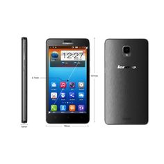 Lenovo S660 4.7'' IPS Screen 1GB 8GB Android 4.2 Mobilephone MTK6582 Dual SIM Quad Core 8.0MP Camera Black