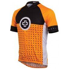 Pearl Izumi Binary Safety Orange Select Limited Cycling Jersey