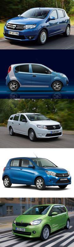 Cinque buone auto sotto i 9.500 euro