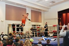 New Era Wrestling at the Riverside Community Center in Fort Myers, FL