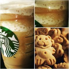 Try the *TEDDY GRAHAMS FRAPPUCCINO* !!! Now you can enjoy your favorite childhood cookie as a #starbucks frappuccino!