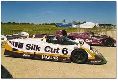 Jaguar XJR9 Group C Sportscar. TWR . 1997