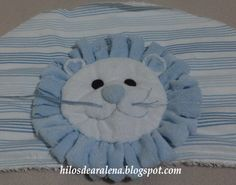 Como hacer un toallón con capucha para bebé.