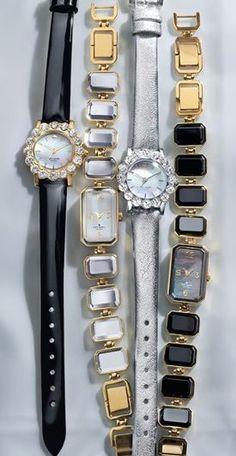 Kate Spade jewel watches