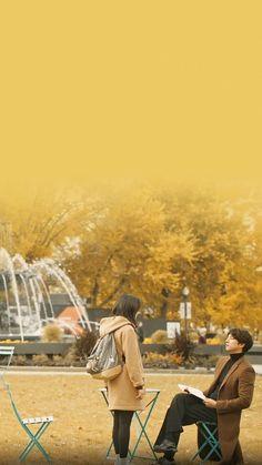 Goblin-Gong Yoo x Kim Go-eun_K Drama_id-Subtitle Goblin Korean Drama, Korean Drama Tv, Korean Drama Quotes, Korean Actors, Kim Go Eun Goblin, Goblin Gong Yoo, Boys Over Flowers, Gong Yoo Goblin Wallpaper, Goblin The Lonely And Great God