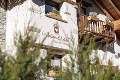 Val D'Aosta Bed and Breakfast La Maison D'Antan Bionaz B&B Gran San Bernardo Valle D'Aosta