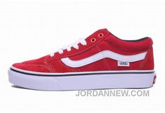 http://www.jordannew.com/vans-tnt-sg-red-white-mens-shoes-authentic.html VANS TNT SG RED WHITE MENS SHOES AUTHENTIC Only 68.66€ , Free Shipping!