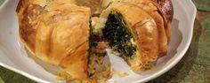 Phyllo Spinach Pie Recipe | The Chew - ABC.com