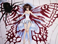 Vampire Knight - Yuuki by fialutten