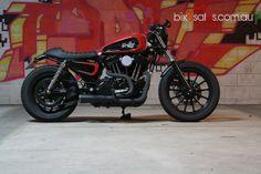 2007 Harley-Davidson Sportster 883 (XL883) Harley Davidson Sportster 883, Used Harley Davidson, American Graffiti, Motorcycles For Sale, 50th Anniversary, Motorbikes, Weapon, Trucks, Cars