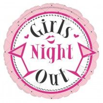 """""""Girls Night Out"""" balloon Hen Party Balloons, Pink Balloons, Ladies Night Party, Girls Night Out, Hens Party Themes, Party Ideas, Hens Night Decorations, Girlfriends Getaway, Pink Cocktails"""