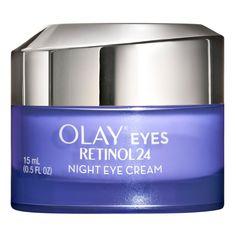 Olay Regenerist Retinol 24 Night Eye Cream, OZ : NEW for 2020 - crescent. Oil Of Olaz, Best Drugstore Eye Cream, Retinol Eye Cream, Best Eye Cream, Olay Regenerist, Eye Wrinkle, Eye Treatment, Moisturizer With Spf, Tips