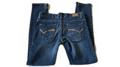Skinny Super Low Rise Straight Leg Jeans Size 2 by Reign #Reign #jeans  http://stores.ebay.com/LYLACS-4U?_rdc=1