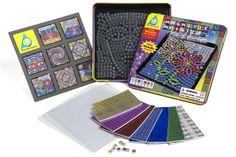 Magnetic Mosaics