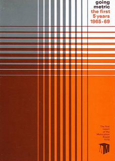 ken garland & associates:graphic design:metrication board