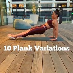 10 different plank exercise, plank workout for women, plank abs workout at home - Fitness - workouts - Fitnesstipps Fitness Workouts, Yoga Fitness, Physical Fitness, Fun Fitness, Muscle Workouts, Fitness Memes, Core Workouts, Extreme Workouts, Fitness Weightloss