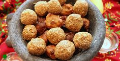 Til Khoya Laddoo recipe by Rasoi Menu #winter #rajasthani #recipes #indiancuisine #snacks #sweets #food #food #foodie #healthy