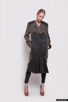 AW'2012-2013 Fashion Collection // kamenskayakononova   Afflante.com