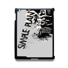 Simple Plan Crews Art TATUM-9614 Apple Phonecase Cover For Ipad 2/3/4, Ipad Mini 2/3/4, Ipad Air, Ipad Air 2