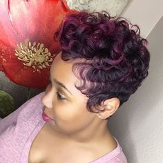 Smoky Lavender Undercut - 50 Women's Undercut Hairstyles to Make a Real Statement - The Trending Hairstyle Short Sassy Hair, Short Hair Cuts, Pixie Cuts, Undercut Hairstyles, Girl Hairstyles, Fashion Hairstyles, Trendy Hairstyles, Curly Hair Styles, Natural Hair Styles