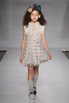 Petite Parade Kids Fashion Show: Bonnie Young
