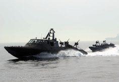 Mark V Special Operations Craft   MK V SOV   NSW RHIB