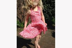 Solis dress // pattern by Sofilantjes Summer Dresses, Pattern, Fashion, Summer Sundresses, Moda, Sundresses, Fashion Styles, Patterns, Fashion Illustrations