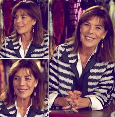 During an interview for Ballet of Monaco