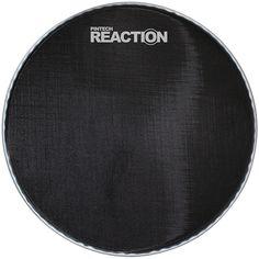 Pintech Reaction Series Mesh Head 10 in. Black