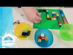 Gyereketető - 5+1 játék LEGO-val :) - YouTube Art For Kids, Lego, Youtube, Art For Toddlers, Art Kids, Legos