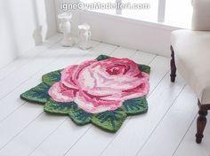 Evde dekoratif halı yapımı | İğne Oyası Modelleri | Scoop.it