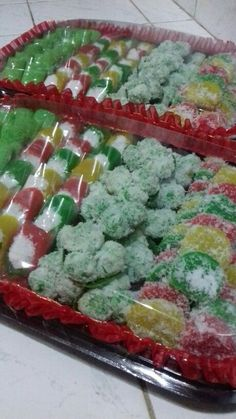 Traditional snacks #Javanese snacks