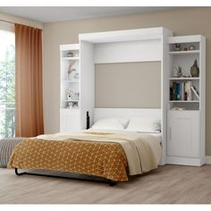 "Find out even more details on ""murphy bed diy"". Check out our web site. Full Murphy Bed, Murphy Bed Desk, Best Murphy Bed, Murphy Bed Plans, Modern Murphy Beds, Upholstered Platform Bed, Bed Wall, Headboard And Footboard, Bed Storage"